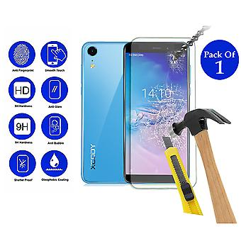 Pack of 1 Tempered Glass Screen Protection For XGODY XR 5