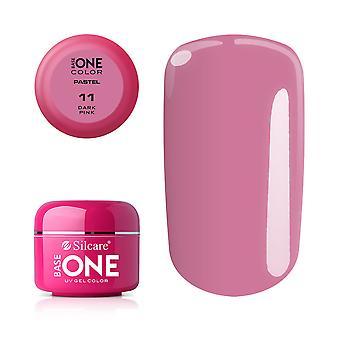 Base one Pastel-Dark pink 5 g UV-gel