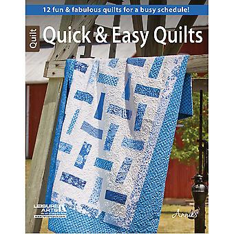 Leisure Arts-Quick & Easy Quilts LA-6442