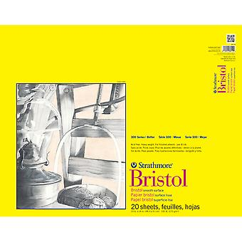 Strathmore Bristol Smooth Paper Pad 19