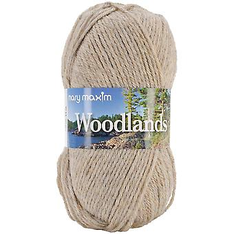 Woodlands Yarn Beige Heather 478 3
