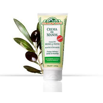 Corpore Sano Protective Hand Cream with Olive and Karite 100 ml
