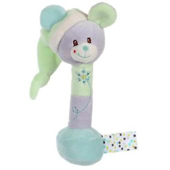Gipsy Smile Plush Rattle Mouse