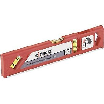 Switchboard level 25 cm Cimco 211542 Calibrated to: Manufacturer standards