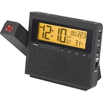 Radio Projection clock digital Renkforce C6057