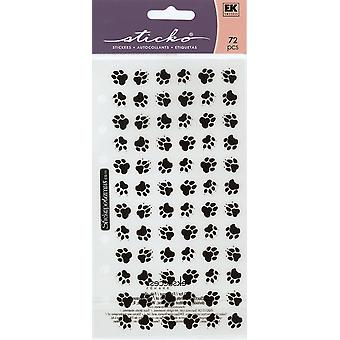 Sticko Stickers-Animal Tracks SPCS11