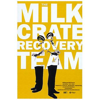 The Milk Crate Recovery Team Movie Poster Print (27 x 40)
