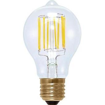 LED (monochrome) Segula 230 V E27 6 W = 40 W Warm white EEC: A+ Arbitrary (Ø x L) 60 mm x 111 mm dimmable, Filament 1 pc