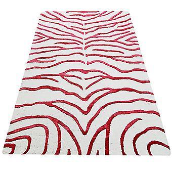 Rugs - Bakero - Zebra Red
