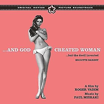 & God Created Woman + 6 Bonus Tracks - & God Created Woman + 6 Bonus Tracks [CD] USA import
