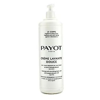 Payot Le Corps Creme Lavante Douce - Cleansing & Nourishing Body Care (Salon Size) - 1000ml/33.8oz