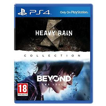 Playstation Heavy Rain & Beyond Ps4