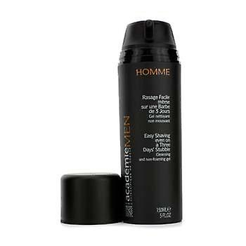 Academie Men Cleansing & Non-Foaming Gel - 150ml/5oz