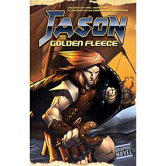 Jason and the Golden Fleece (Graphic Myths) (Paperback) by Yomtov Nel