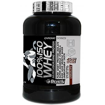 Beverly Nutrition 100% Iso Whey Chocolate 2 kg (Sport , Proteine e carboidrati)