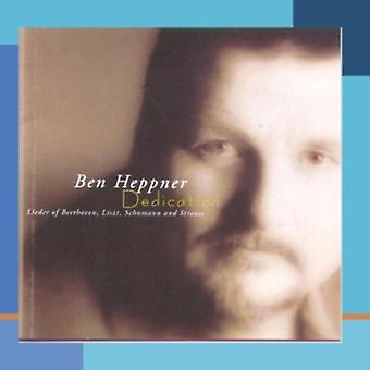 Heppner - Dedication [CD] USA import