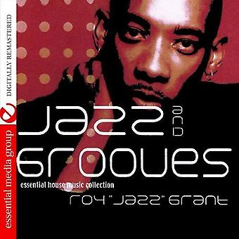 Roy Jazz Grant - Jazz & Grooves-Essential House Music Collection [CD] USA import