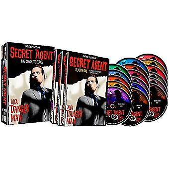 Secret Agent (Aka Danger Man): Complete Series [DVD] USA import