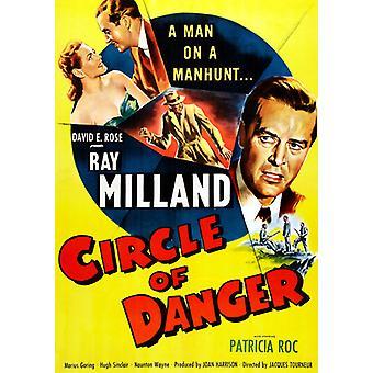 Cercle des USA de Danger [DVD] import