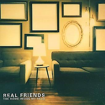 Real Friends - Home Inside My Head [Vinyl] USA import