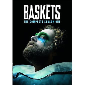 Baskets: The Complete Season One [DVD] USA import