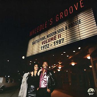 Wheedle's Groove: Seattle Funk 2 1972-1987 / Var - Wheedle's Groove: Seattle Funk 2 1972-1987 / Var [CD] USA import