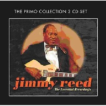 Jimmy Reed - essensielle innsamlingen [DVD] USA import