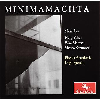 Minimamachta - Minimamachta [CD] USA import