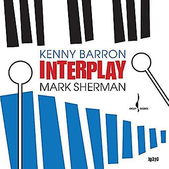 Barron, Kenny & Sherman, Mark - importación de USA de interacción [CD]