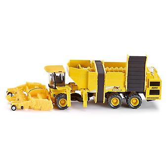 Siku Sugarbeet Harvester  (Toys , Vehicles And Tracks , Mini Vehicles , Tractors)