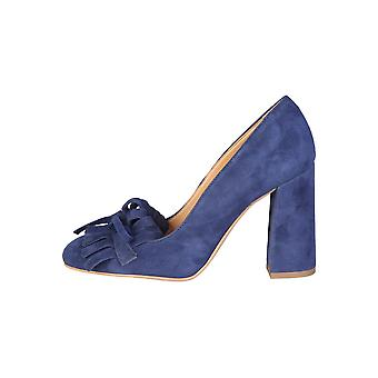 Made in Italia pompes talons femmes bleues