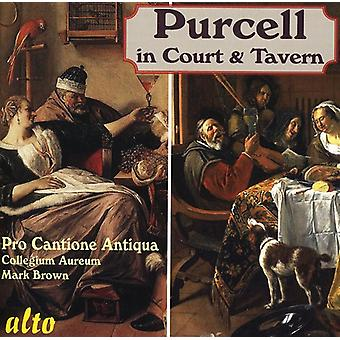 H. Purcell - Purcell in de rechtbank en taverne [CD] USA import