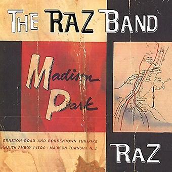 Raz Band - Madison Park [CD] USA import