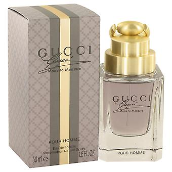 Gucci Made To maatregel voor mannen door Gucci 50ml 1.7 oz Eau de Toilet