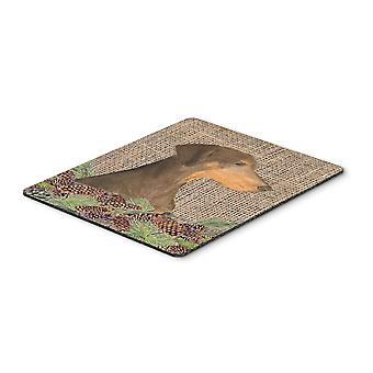 Carolines Treasures  SS4070MP Doberman Mouse Pad, Hot Pad or Trivet