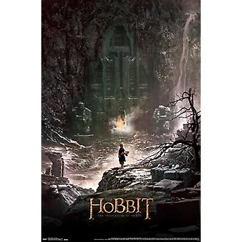 The Hobbit 2 - One Sheet Poster Poster Print
