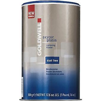 Goldwell Oxycur Platin Dust Free Bleach 500ml