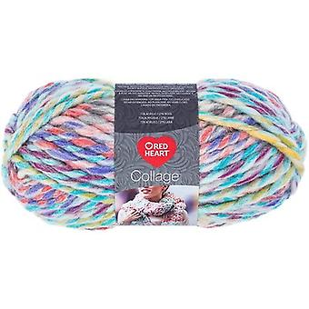 Red Heart Collage Yarn-Circus E859-9982