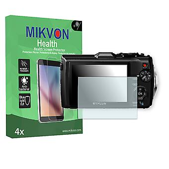 Olympus TG-4 Screen Protector - Mikvon Health (Retail Package with accessories)