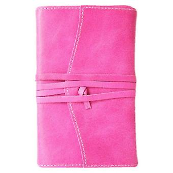 Coles Pen Company Amalfi Small Refillable Diaries - Raspberry Pink