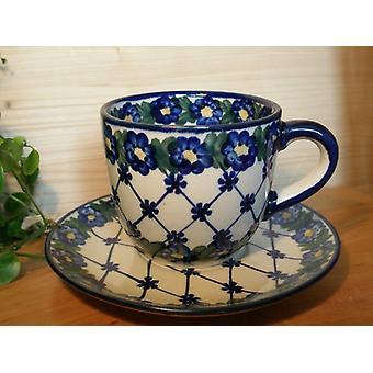 Service complet pour 6 personnes, 53 unique - polonais poterie - 0429 BSN