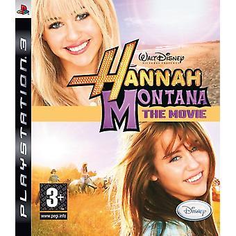 Hannah Montana filmen spelet (PS3)