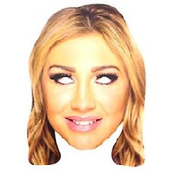 TOWIE stella Lauren Goodger Maschera per il viso
