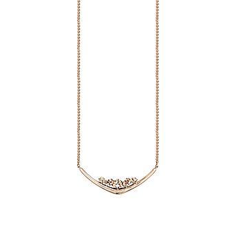 Joop women's chain necklace stainless steel Rosé simply modern JPNL00004C420