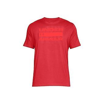 Sotto Armour UA squadra problema Wordmark 1314002600 universal tutti anno uomini t-shirt
