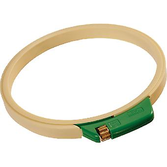 Plastic Embroidery Stitching Hoop 4.75