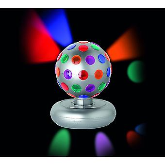 トリオ照明ディスコ楽しいタイタン プラスチック製のテーブル ランプ