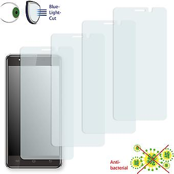 Gretel G1 screen protector - Disagu ClearScreen protector (deliberately smaller than the display, as this is arched)