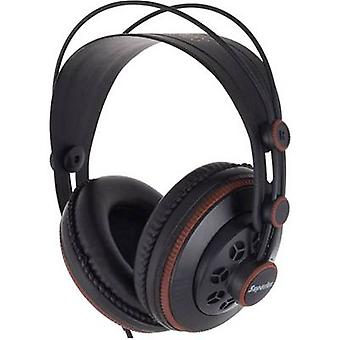 Superlux HD-681 Studio fones de ouvido Over-the-ear preto