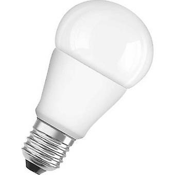 A + LED OSRAM en CEE (A ++ - E) arbitrarias de E27 9 W = 75 W Warm white (Ø x L) 57 mm x 110 mm 1 PC